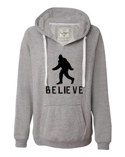 Bigfoot Believe Sasquatch Squatch Sweatshirt product image