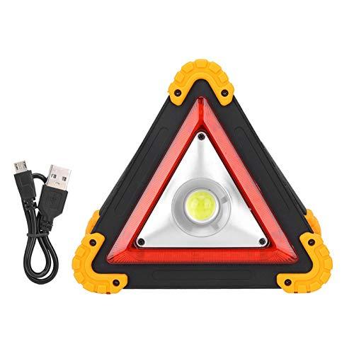 Verkeerssignaal Waarschuwingslicht, Auto Emergency Breakdown Verkeerswaarschuwingslicht, Vouwende Driehoekige…