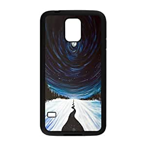 Stars In the Sky Protective Case 33 For Samsung Galaxy S5 At ERZHOU Tech Store