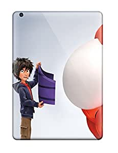 New Arrival Premium Air Case Cover For Ipad (hiro Baymax In Big Hero 6)