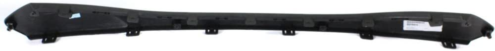 Grille Molding compatible with Hyundai Tucson 10-15 Center