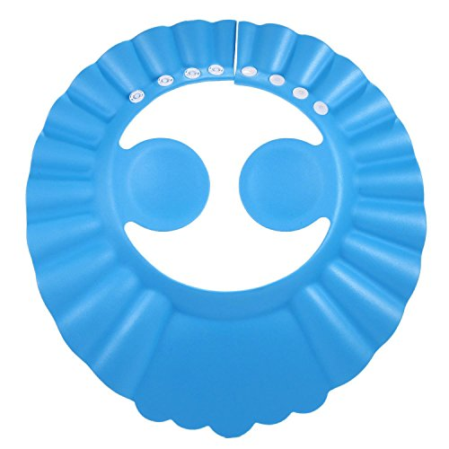 ICCUN Cute Safe Shampoo Shower Bathing Protect Soft Cap Hat for Baby Children Kids by ICCUN