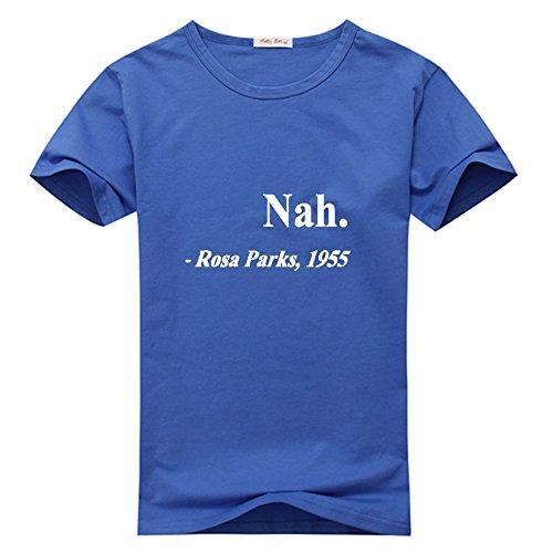 shirt Diy 1955 Nah Rosa Yilaicustom Classic Custom Navy T 1 Parks Personalized Men qYBFtvtnx