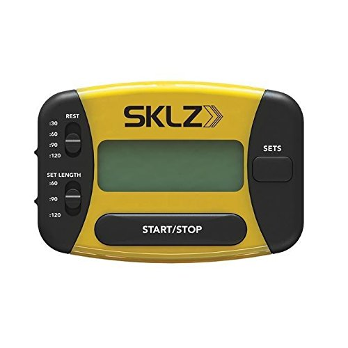 SKLZ DRLZ Timer - Workout Interval/Circuit Timer