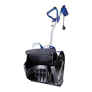 Snow Joe 324E Electric Snow Shovel | 11-Inch | 10 Amp Motor| Headlights