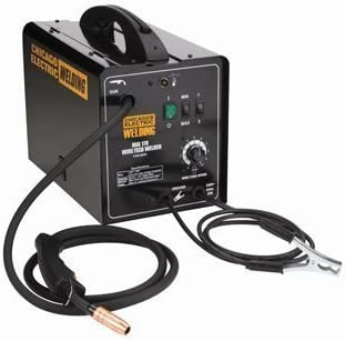 2. Chicago Electric Welding Systems MIG/Flux Wire Welder
