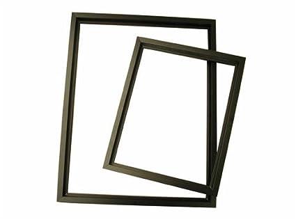 Amazon.com: Nielsen Metal Frame Kit Accents Black 13In