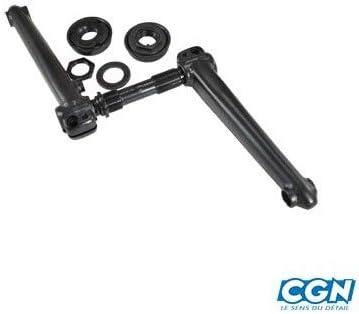 Motodak pedalier BMX 3 Pieces Completo Negro manivelas 175 mm Caja ...