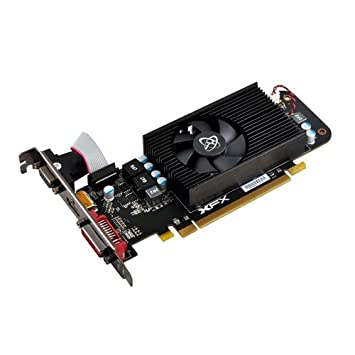 Amazon com: XFX AMD Radeon R7 250 Boost 2GB DDR3 VGA/DVI
