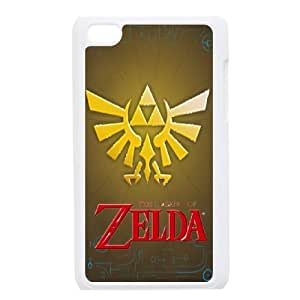 ipod touch 4 phone cases White The Legend of Zelda cell phone cases Beautiful gifts YWTS0422917