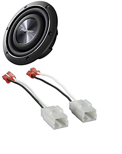 Car Shallow Mount (Pioneer TS-SW2002D2 600 Watts 8