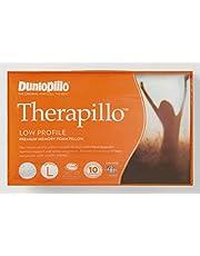 Dunlopillo Therapillo Premium Low Profile Pillow