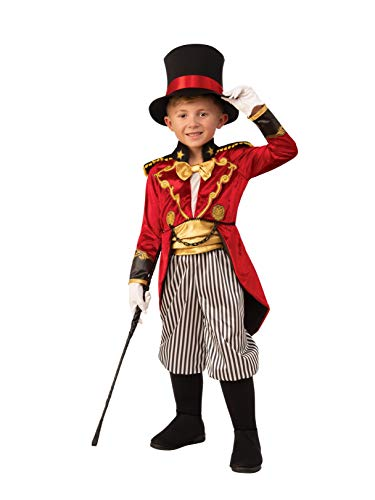 Top Kids Halloween Costumes (Rubie's Opus Collection Child's Ringmaster Costume,)