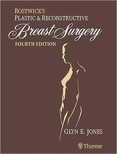 Bostwick's Plastic and Reconstructive Breast Surgery, 4th Edition - Original PDF