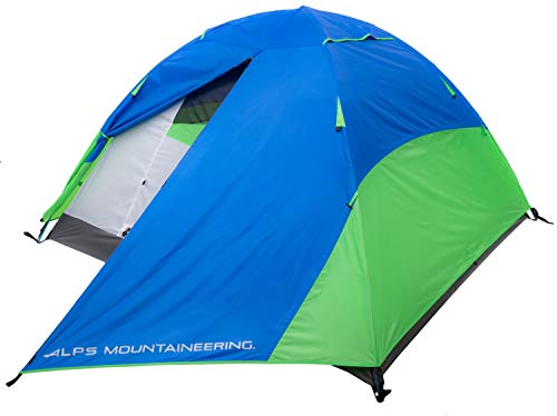 ALPS Mountaineering Lynx 2-Person Tent, Blue/Green