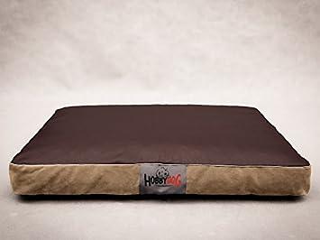 Cama, colchón, almohada, colchoneta y sitio para dormir para perros MATFZB7 de HobbyDog (3 tamaños diferentes): Amazon.es: Hogar