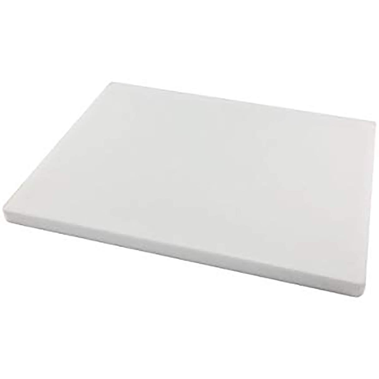 UHMW-PE High Density Polyethylene 10mm Sheet, Natural Translucent White 300mm x 300mm x 10mm Grade A PE 500 J&A Racing International