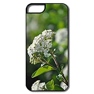 For Iphone 5/5S Case Cover Autumn Colors Japan White/black Cases For Iphone 5/5S Case Cover
