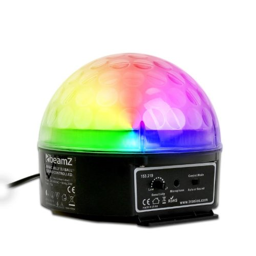 Beamz Magic Jelly DJ Ball LED-Lichteffekt RGB