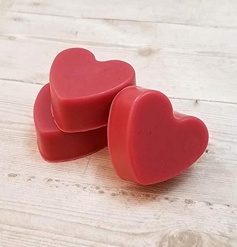 Spicy Apple Cinnamon Soap Favors | Apple Cinnamon Soap | Wedding Shower Favors | Baby Shower Favors | Mini Soaps | Guest Soap