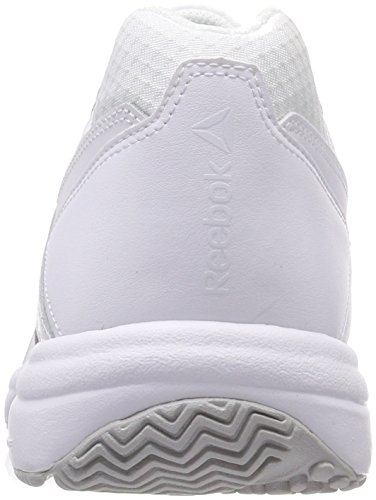Nórdica de Cushion Marcha Hombre Reebok White 0 Steel N Blanco Zapatillas Work 0 3 para RwfwTZq