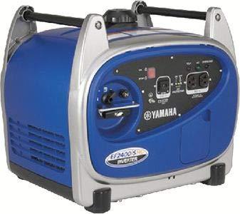 Yamaha EF2400iSHX Review: Heavy Duty Back Up Generator