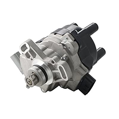 MOSTPLUS Ignition Distributor for 1996-2001 Nissan Altima 2.4L Replaces 22100-9E001: Automotive