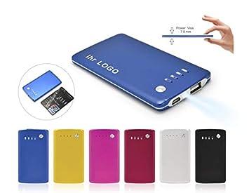 Orime Batería Externa Ultra Slim Powerbank: Amazon.es ...
