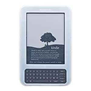 Marware SportGrip Fitted Silicone Kindle Case (Fits Kindle Keyboard), Frosted