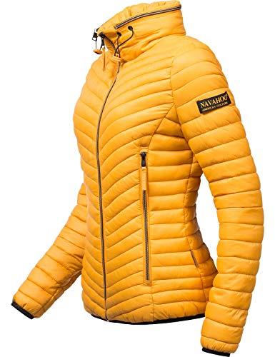 per Navahoo xxl Xs gialla colori ricamata Parime donna Giacca 10 6H5BwB