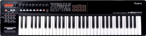 Roland 61-key MIDI Keyboard Controller, black ()