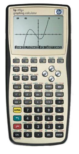 New hp49g calculator.