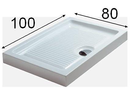 Piatto doccia rettangolare PLANO 70x90