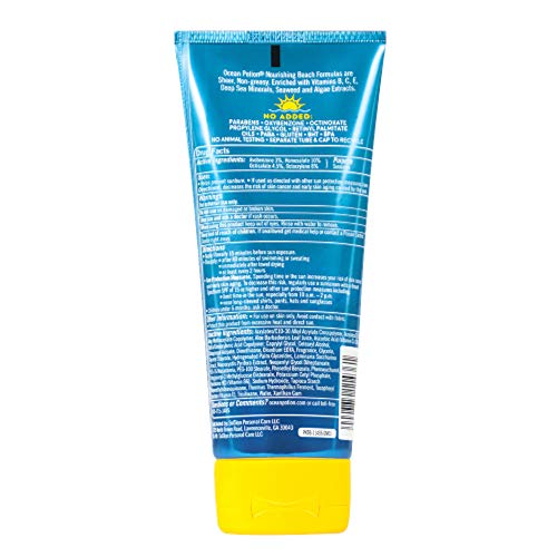 Ocean Potion Suncare Scent Of Sunshine Sunscreen, SPF 50 6.8 oz Pack of 12