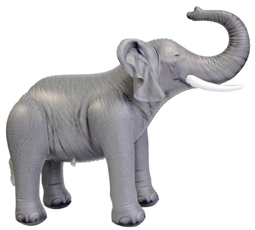 Inflatable Giant Elephant 30 Tall