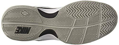010 Chaussures Gris Blanc Tennis Pour Noir Court De noir Nike Moyen Lite Homme q1w7v4C