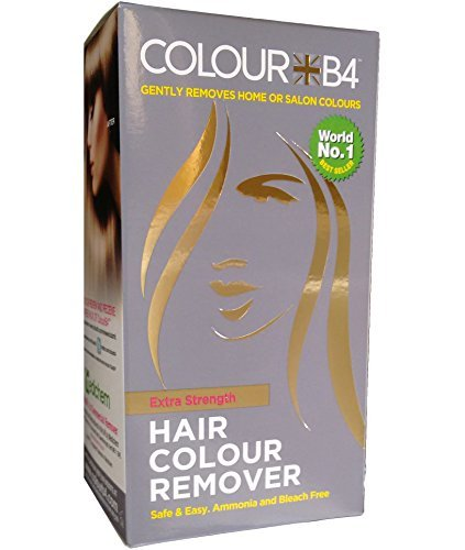 Colour B4. Hair Colour Remover Extra Strength (Best Way To Remove Black Hair Dye)