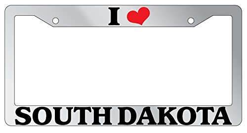 (Chrome License Plate Frame