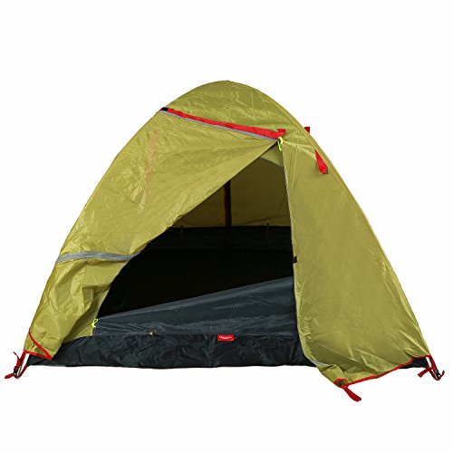 Weanas-Waterproof-Double-Layer-1-2-3-4-Person-3-Season-Backpacking-Tent-Aluminum-Rod-for-Outdoor-Family-Camping-Hunting-Fishing-Hiking-Travel