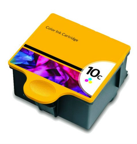 HouseOfToners Compatible Ink Cartridge Replacement for Kodak 10 (1 Color) (Kodak Printer Easyshare Ink)