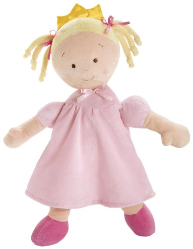 North American Bear Company Little Princess Blonde 16 inches  Doll