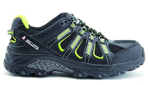Bellota Trail S1P Chaussures de sécurité Noir Pointure44
