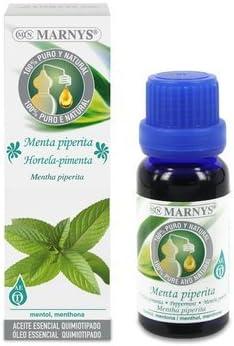 Menta Piperita Aceite Esencial Alimentario 15 Ml de Marny's