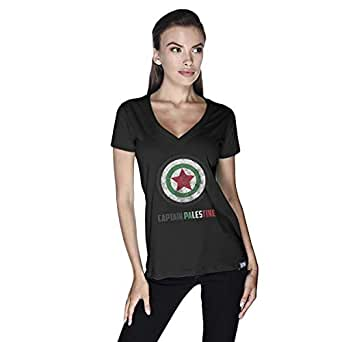 Creo T-Shirt For Women - Xl, Black
