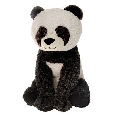 Amazon Com Sitting Panda Bear Plush Stuffed Animal Toy By Fiesta