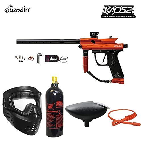 MAddog Azodin KAOS 2 Bronze Paintball Gun Package - - Paintball Azodin