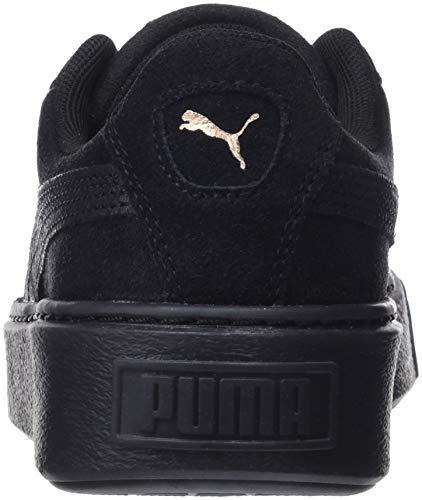 Donna Basse Ginnastica Puma puma Black Suede Scarpe Platform Black 02 Wn's Nero Da puma Artica WqTFawqf