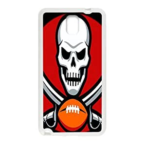 NFL Tampa Bay Buccaneers Logo Phone Case for Samsung Galaxy Note3