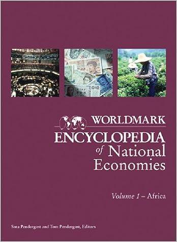 ผลการค้นหารูปภาพสำหรับ Worldmark Encyclopedia of National Economies