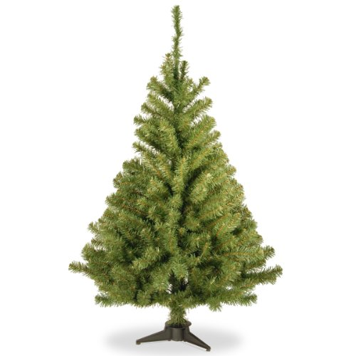 National Tree 4 Foot Kincaid Spruce Tree (KCDR-40)